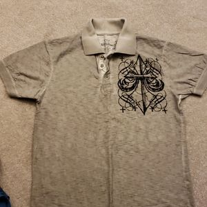 Affliction Polo shirt
